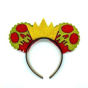 Disney Mickey Ears - Snow White Inspired